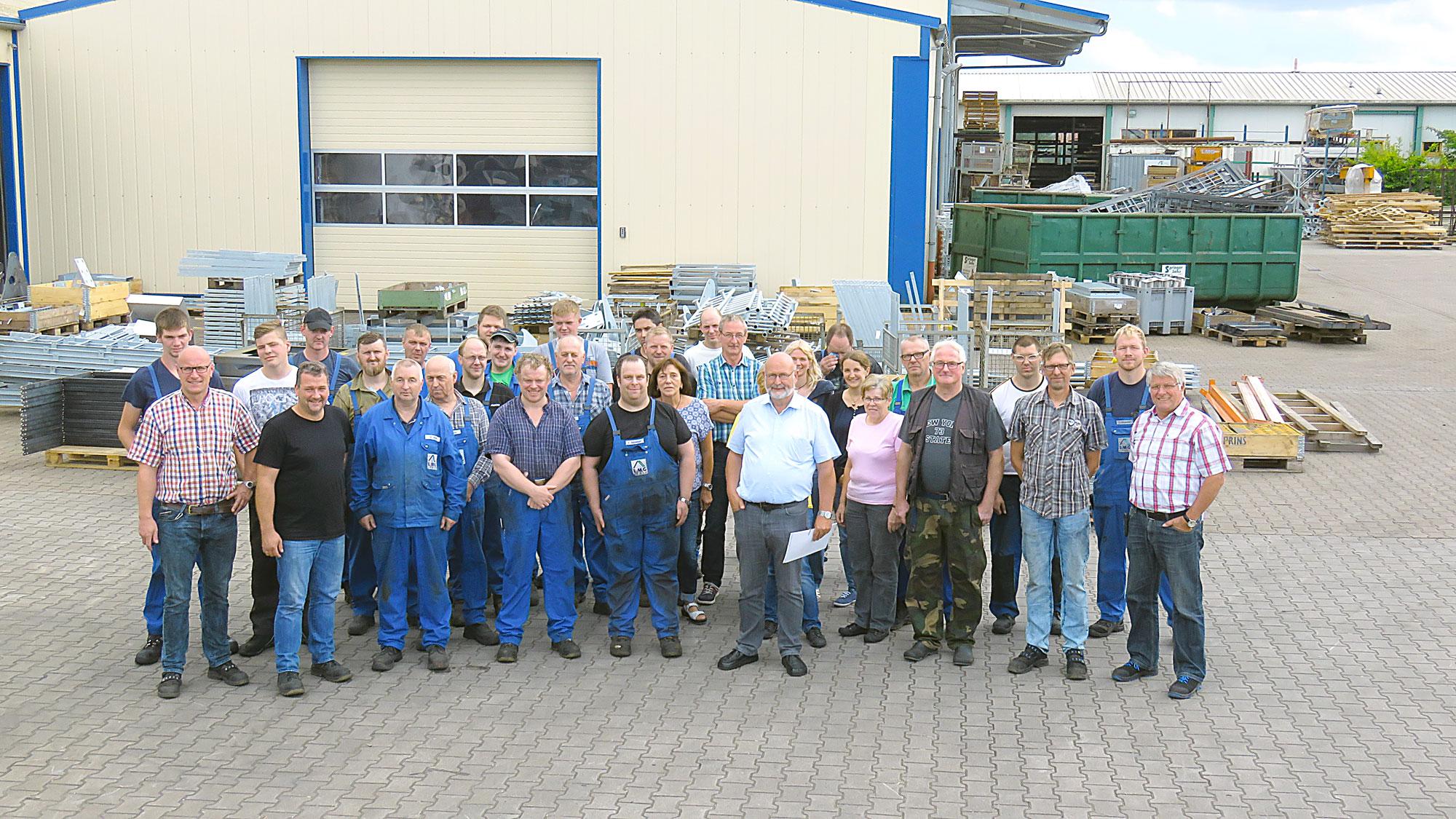 Team von LMG Nord