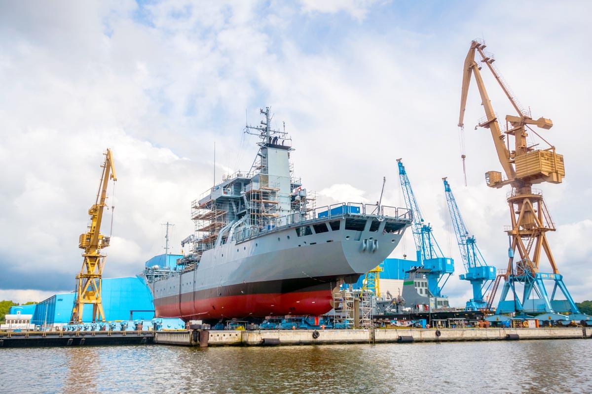 LMG Norden Werften